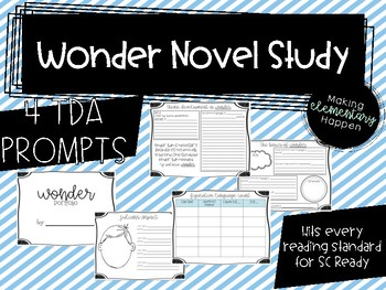 Choose Kind - Wonder Novel Study