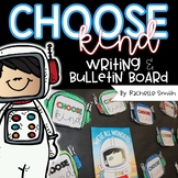 Choose Kind (Writing Activity for Wonder or We're All Wonders)
