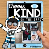 Wonder Choose Kind iPad Activity for Pic Collage