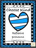 Choose Kind reflexive pronouns