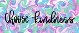 Choose Kindness Banner