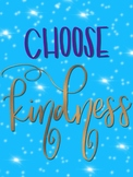 Choose Kindness Poster