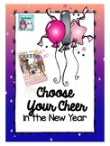 Choose Your Cheer (Kindness Activities for the New Year)