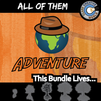 Choose Your Own Adventure -- ALL OF THEM -- Creative Writing Prompts