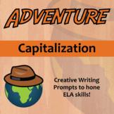 Adventure -- Capitalization - Creative Writing Prompts