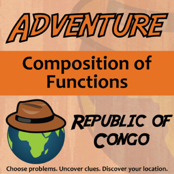 Composition Of Functions Worksheet Teaching Resources Teachers Pay
