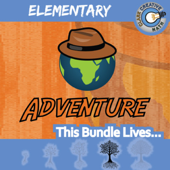 Choose Your Own Adventure -- ELEMENTARY BUNDLE -- 55 Activities!