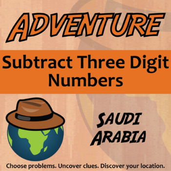 Choose Your Own Adventure -- Exponential Equations -- Saudi Arabia