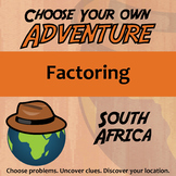 Choose Your Own Adventure -- Factoring -- South Africa