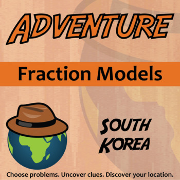 Choose Your Own Adventure -- Fraction Models - South Korea