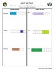 Adventure Math Worksheet -- Fraction Models - South Korea