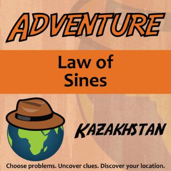Choose Your Own Adventure -- Law of Sines -- Kazakstan