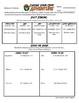 Adventure Math Worksheet -- Midpoint Formula -- Myanmar