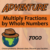 Choose Your Own Adventure -- Multiply Fractions by Whole Numbers - Togo