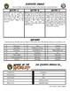 Adventure Math Worksheet -- Properties -- Botswana