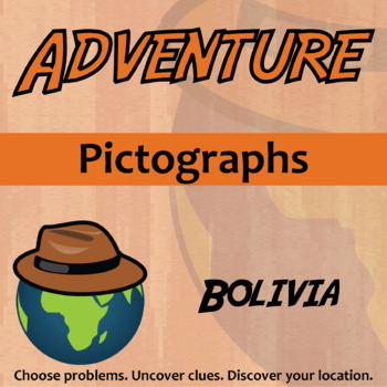 Choose Your Own Adventure -- Pictographs -- Bolivia