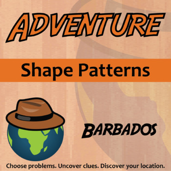 Choose Your Own Adventure -- Shape Patterns -- Barbados
