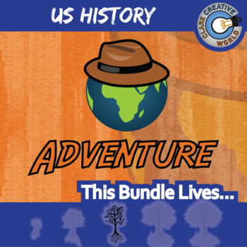 Choose Your Own Adventure -- US HISTORY -- Creative Writing Warm-Up Prompts