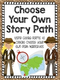Choose Your Own Path Stories