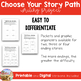 Writing Project - Choose Your Adventure