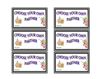 Choose Your Partner Coupon