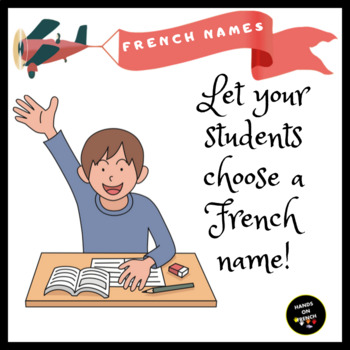 Choose a French name!