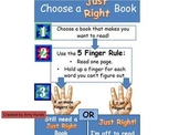 Choose a Just Right Book!