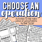 Choose an Operation