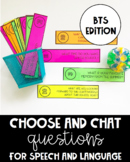Choose and Chat Questions for Speech and Language - Back t