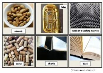 Choose the Correct Category: Photos of Tree and Metal Products