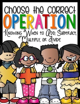 Choose the Correct Operation