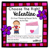 Choose the Right Valentine: Critical Thinking Activity