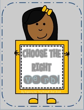 Choose the Right Verb Tense