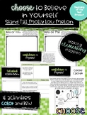 Choose to be You - Stand Tall Molly Lou Melon (Back to School / Soft Skills)