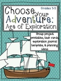 Explorers Choose your Adventure