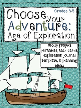 Explorers Choose your Adventure