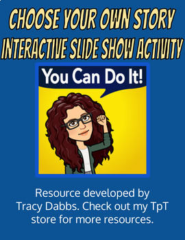 Choose your own Story Slide Show Activity