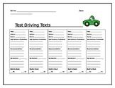 Choosing Books - Test Driving Books