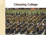 Choosing College PPT