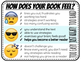 """Choosing """"Just Right"""" Books Poster"""