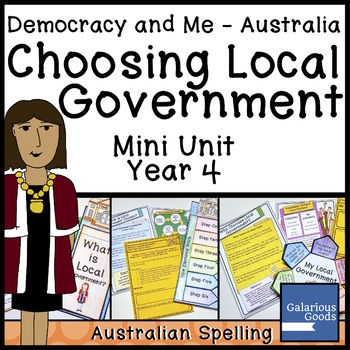 Choosing Local Government (Year 4 HASS)
