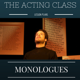 Choosing Monologues and Structuring Auditions
