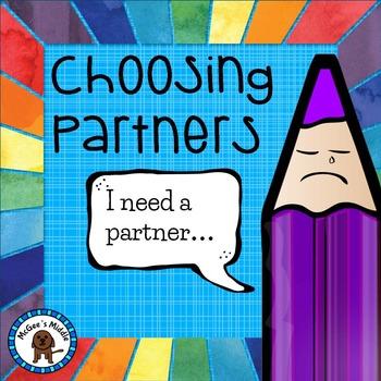 Choosing Partners