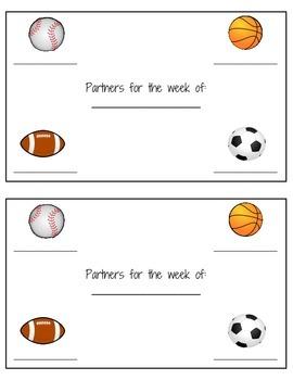 Choosing Partners: 4 Corner Partners