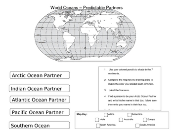 Choosing Partners Made Easy - Oceans