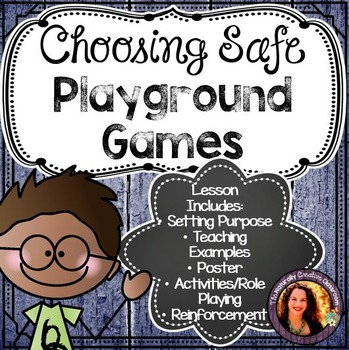 Choosing Safe Playground Games