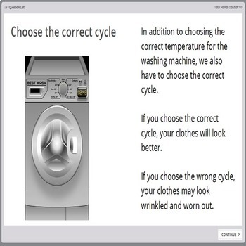 Choosing The Correct Laundry Cycle