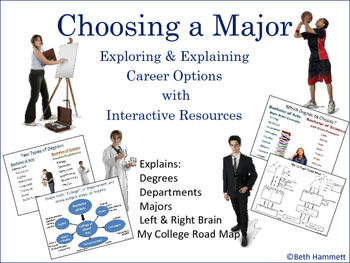 Choosing a Major (First Year College Skills)