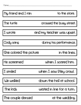 Choosing and Identifying Adverbs