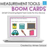 Choosing the Correct Measurement Tool Boom Cards / Digital